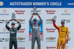 Will Power Returns to Victory Circle with First Win in Over a Year
