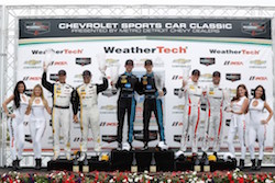 Wayne Taylor Racing Earns Third Sports Car Win in Four Years on Belle Isle