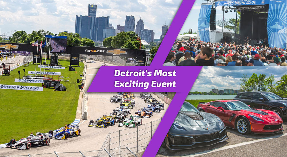 Detroit's Most Exciting Event