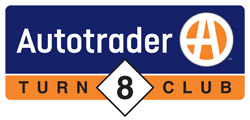 AutoTrader Turn 8 Club