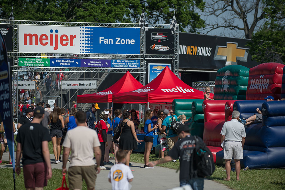 Meijer Fan Zone