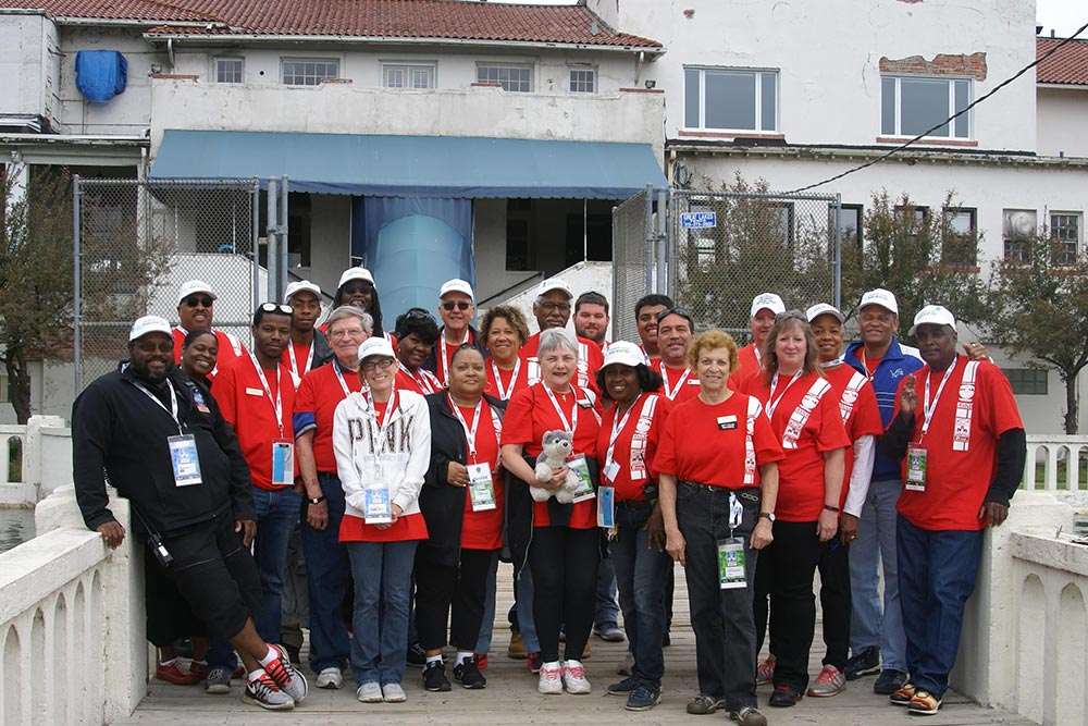 Volunteer with the Detroit Grand Prix Association (DGPA)