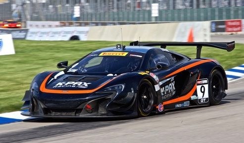 Estre and Cisneros Win GT/GTA Round 10 at Detroit's Belle Isle