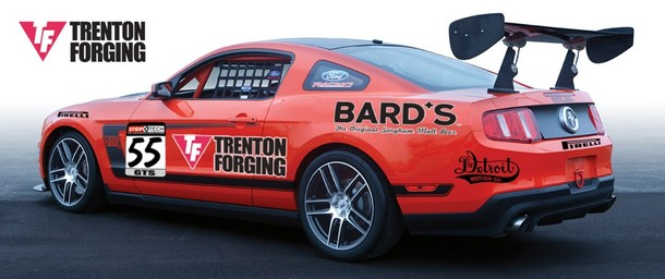 Dane Moxlow Joins Tiger Racing for the Final 8 Races of the 2012 Pirelli World Challenge GTS Season