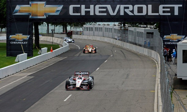 Grand Prix to Feature IndyCar Doubleheader in 2013