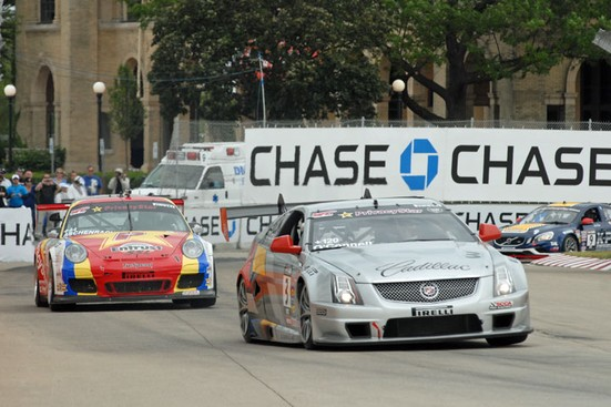 O'Connell's Cadillac, Lee's Camaro Win Pirelli World Challenge In Detroit
