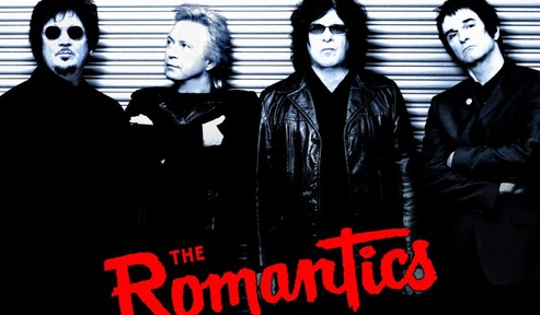 The Romantics to Play Saturday at the Grand Prix