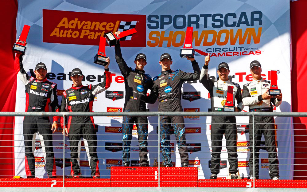 Taylor Brothers Win Fourth Straight IMSA Race for Cadillac at COTA