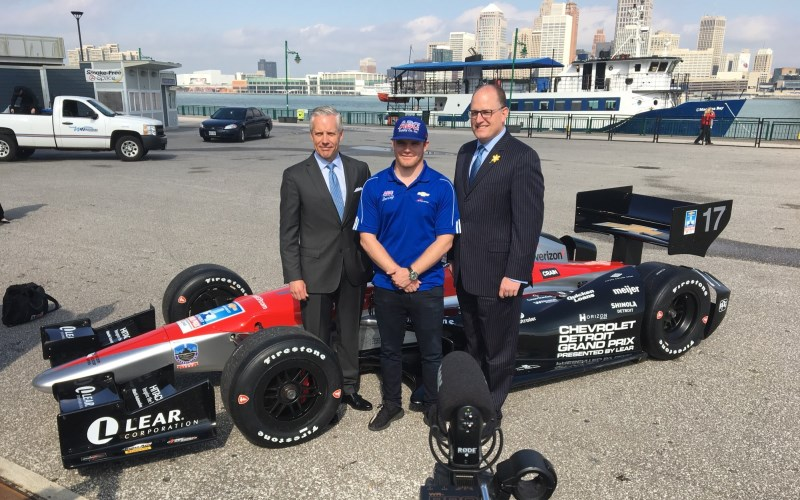 Grand Prix Renews Partnership with City of Windsor for 2017