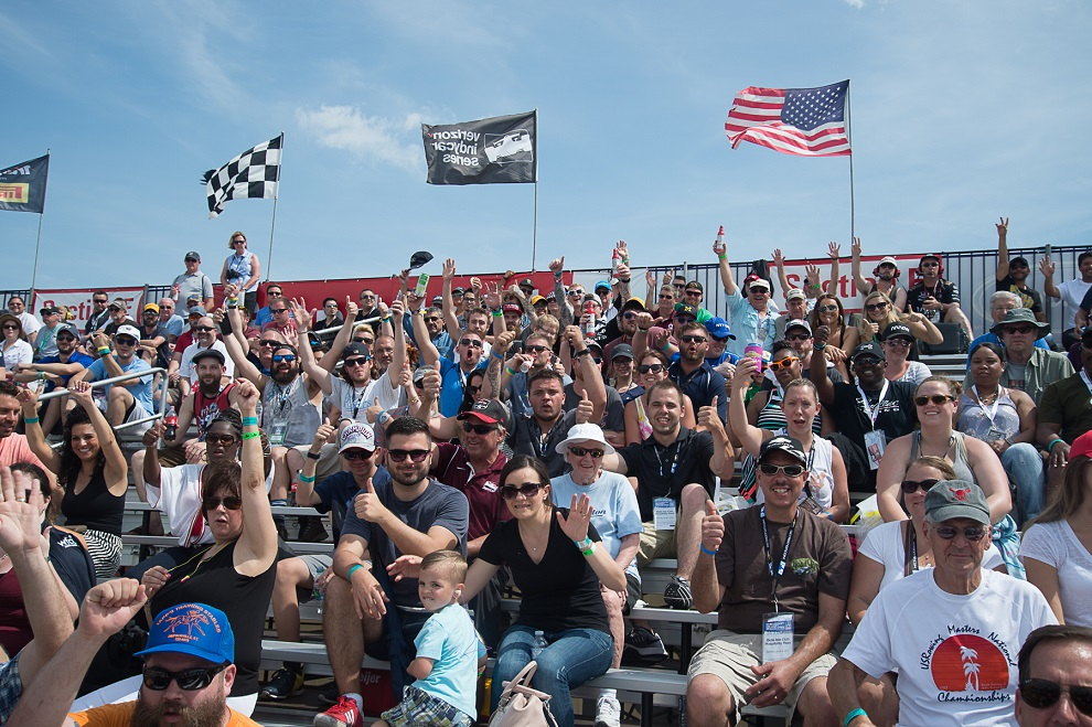 Ticket Sales Up 15% for 2018 Grand Prix