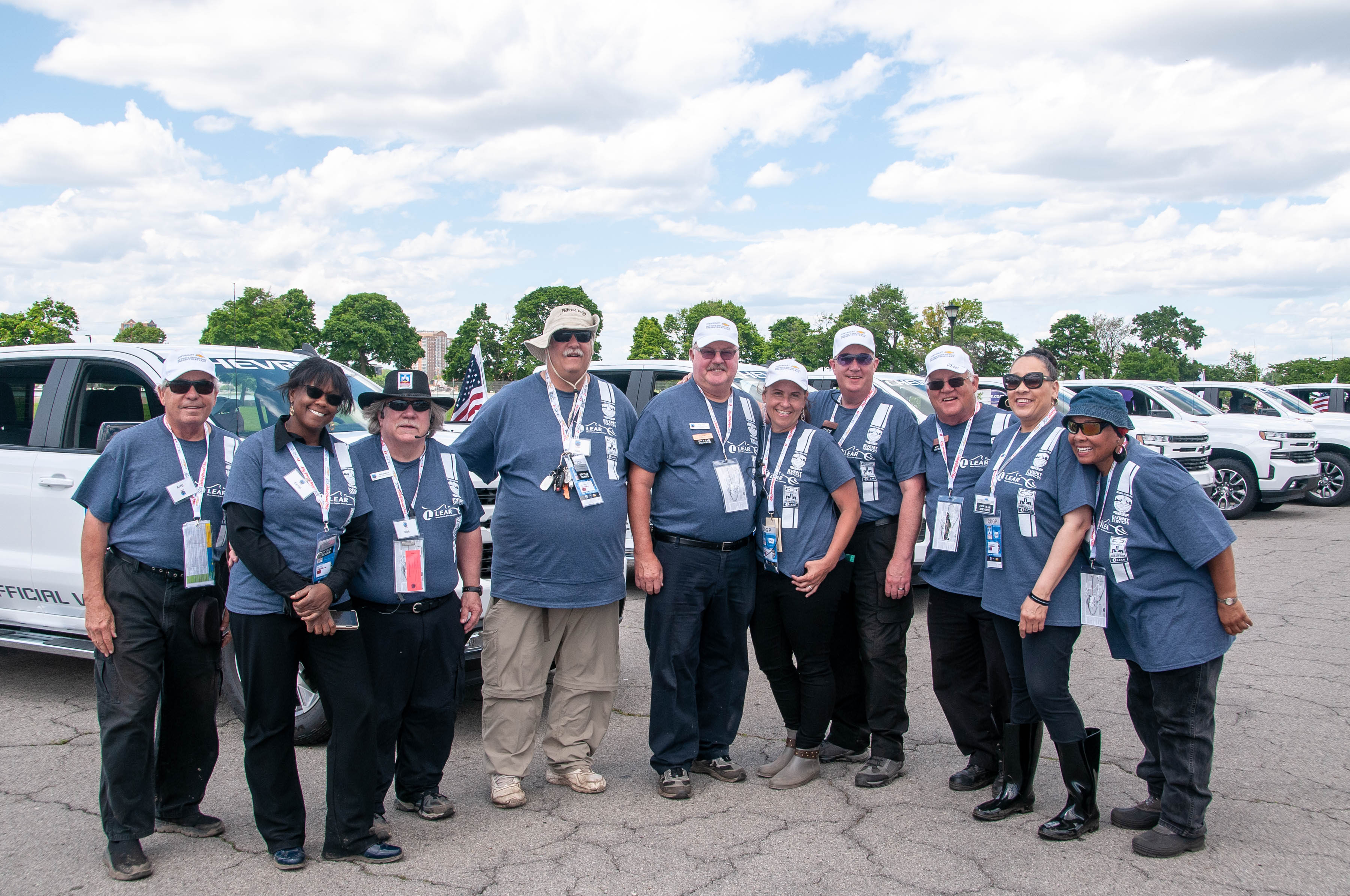 Volunteers Needed for the 2020 Chevrolet Detroit Grand Prix presented by Lear
