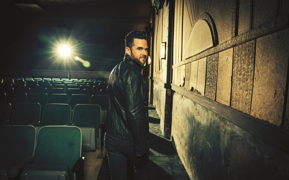 Country Star David Nail to Perform Sunday, June 3 at the Grand Prix