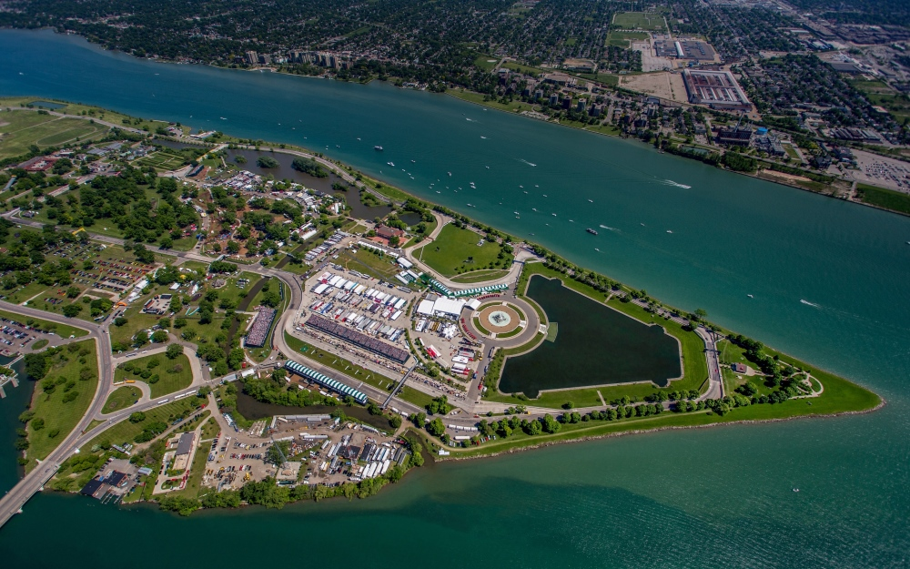 The Grand Prix Announce Enhancements for 2018 as Preparations Begin on Belle Isle