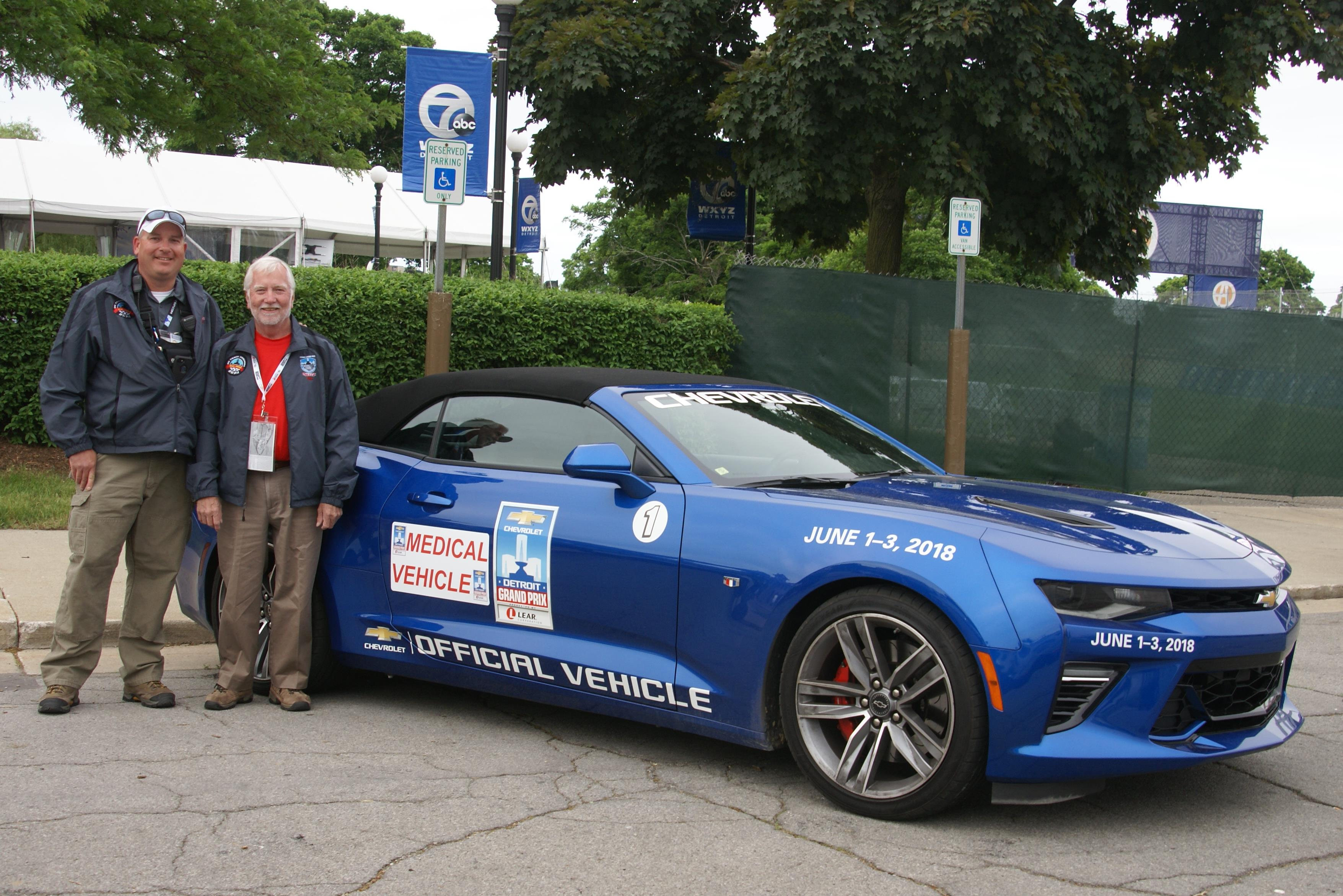 Volunteers Needed for the 2019 Chevrolet Detroit Grand Prix presented by Lear