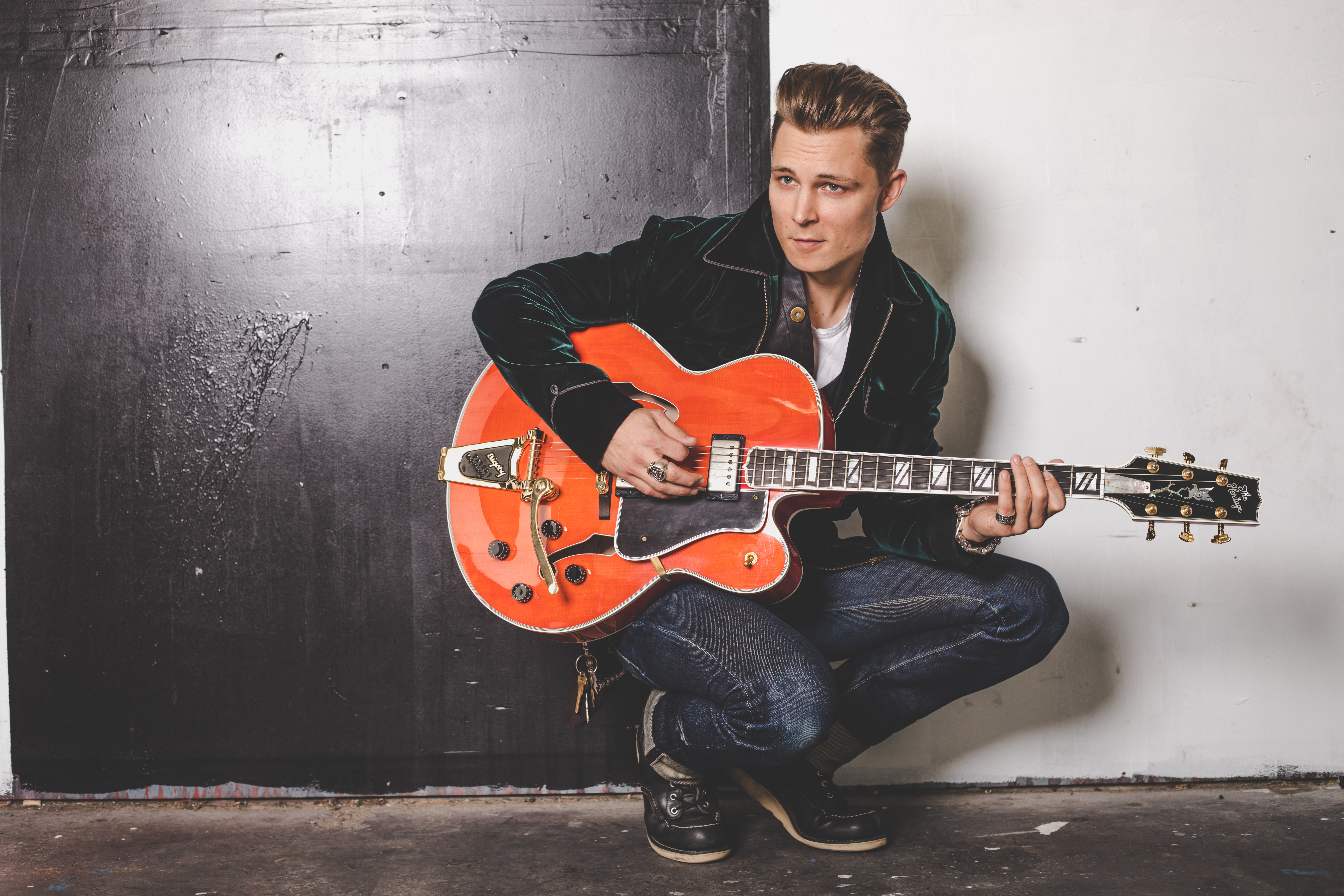 Michigan-Born Country Music Star Frankie Ballard to Perform Saturday, June 1 at the Chevrolet Detroit Grand Prix presented by Lear