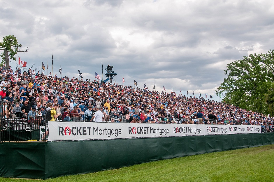 Statement on Grand Prix Sharing the 2020 Weekend with the Rocket Mortgage Classic
