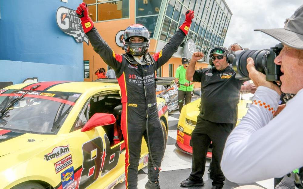 Matos and Heylen Give Coleman Motorsports 1-2 TA2 Finish at Homestead