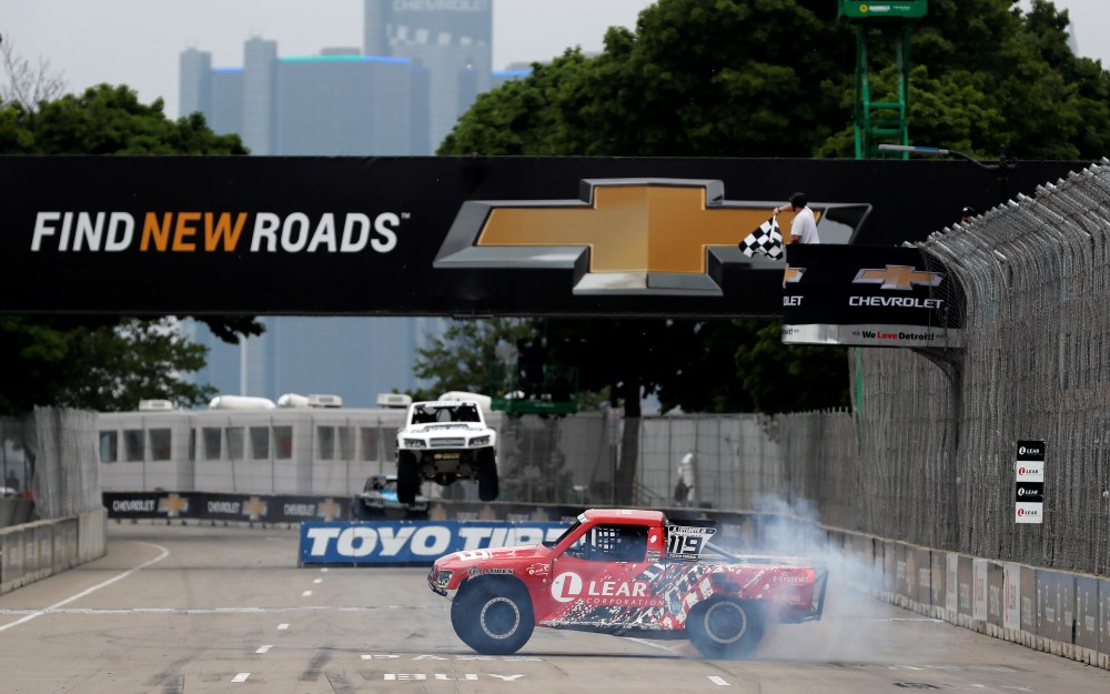 Arie Luyendyk Jr. Takes the Lear Truck From the Back of the Pack to the Win