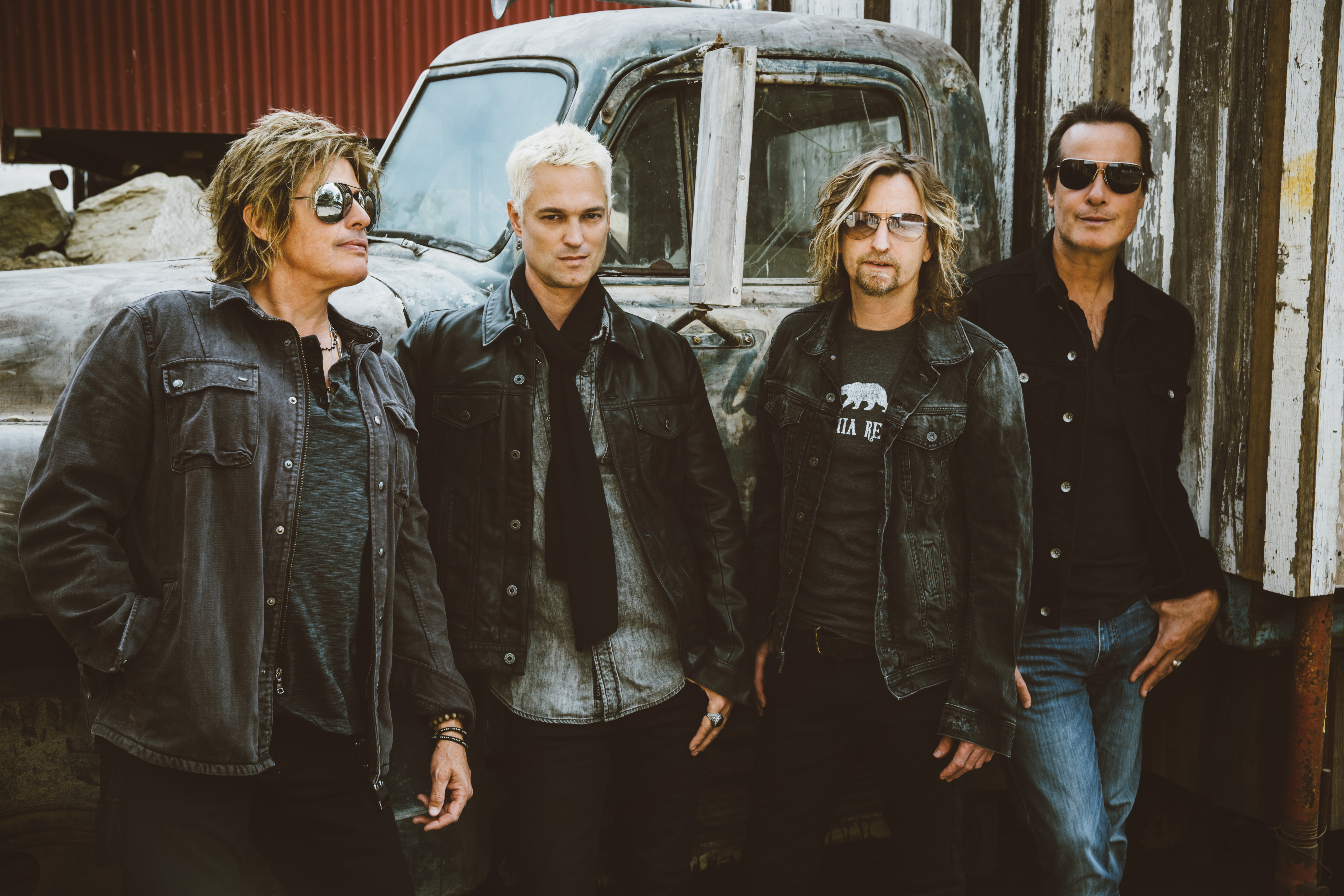 Stone Temple Pilots to Rock the Chevrolet Detroit Grand Prix presented by Lear on Sunday, June 2