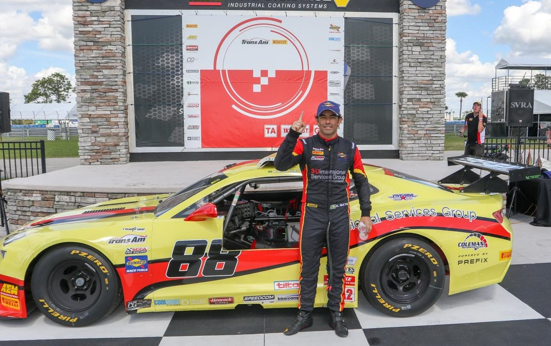 Sebring Trans Am Victory is Rafa's Redemption