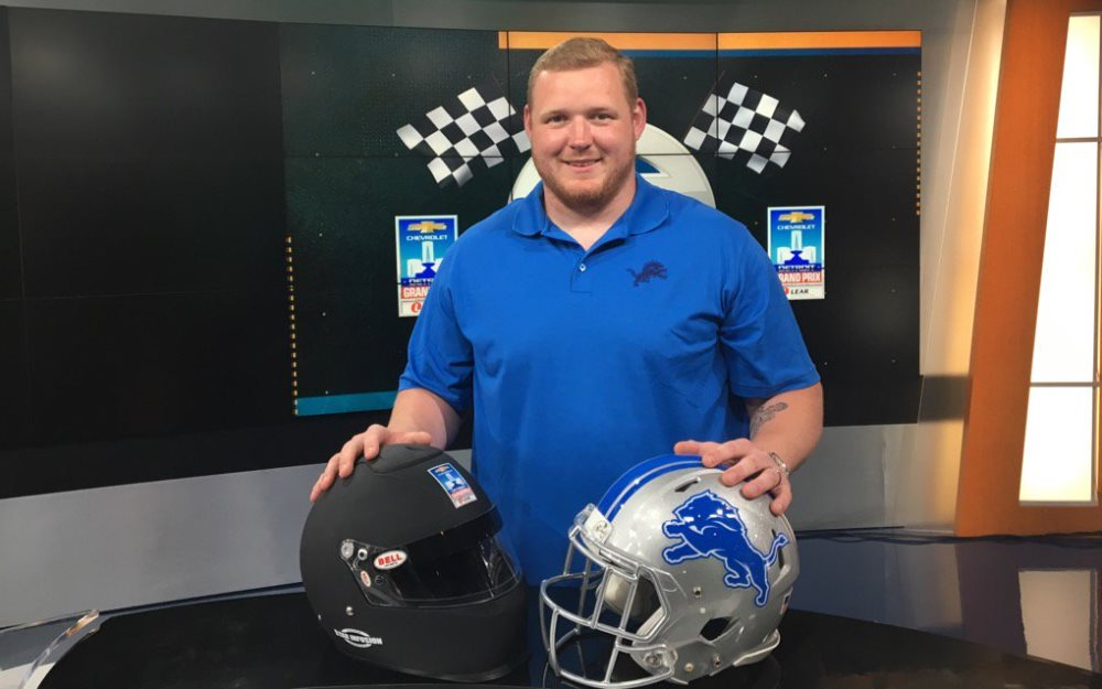 New Lion TJ Lang Named Grand Marshal for Detroit Grand Prix
