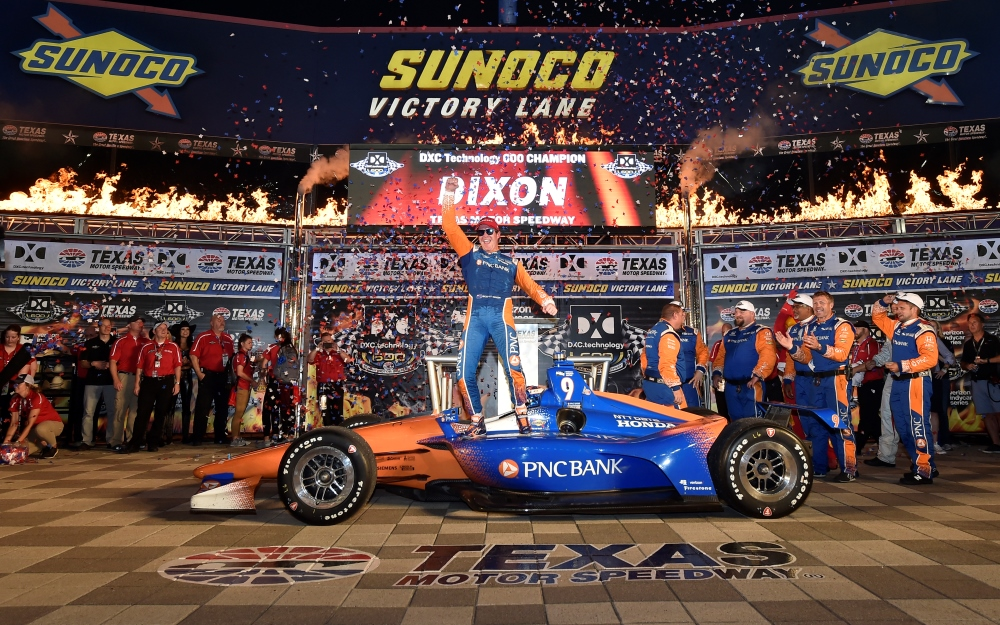 Dixon Shows No Signs of Slowing Down with Latest Standard-Setting Win