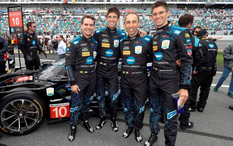 Cadillac Scores Epic Rolex 24 Hour Win