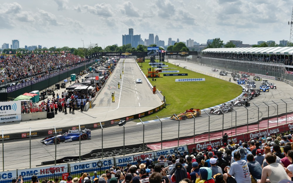 Record Numbers Reveal Successful 2017 Detroit Grand Prix