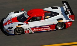 Corvette DP's at Sebring: Podium Finish for Action Express Racing