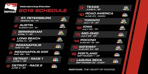 Chevrolet Detroit Grand Prix Presented By Lear May 31