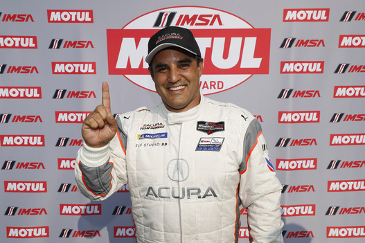 Montoya Caps Monumental May for Team Penske with Motul Pole Award in No. 6 Acura DPi at Belle Isle