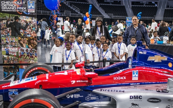 Grand Prix and PNC Build on Educational Partnership