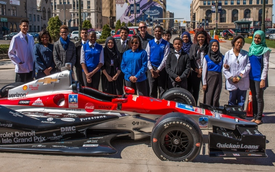 Detroit Medical Center Builds on Partnership with Grand Prix in 2016