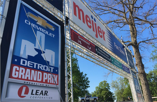 Meijer Fan Zone Offers Something for All Fans at the Grand Prix