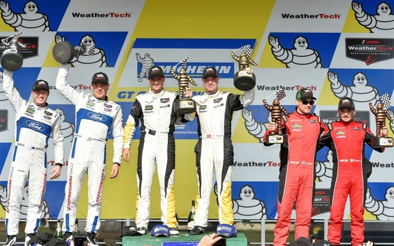 No. 3 Corvette Team Takes Charge of GTLM Title Race with VIR Victory