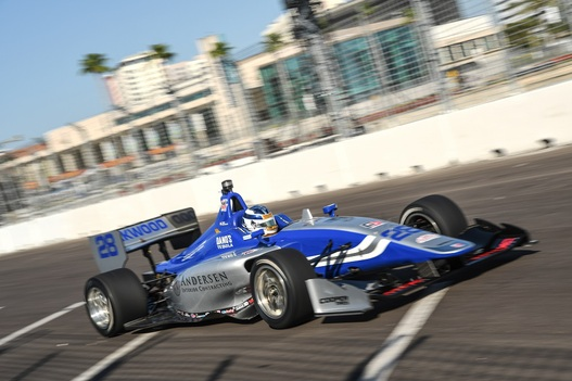 Indy Lights to Race at the 2021 Detroit Grand Prix