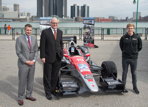 Chevrolet Detroit Grand Prix Presented by Lear and the City of Windsor Renew Partnership and Canadian Ticket Package