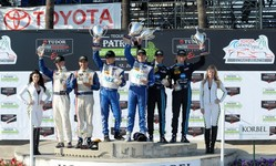 Pruett and Rojas with two TUDOR wins in a row