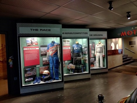 30th Detroit Grand Prix Exhibit at the Detroit Historical Museum Celebrates the Heritage of the Event and Racing in the Motor City