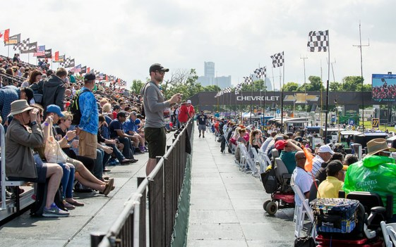 2018 Grand Prix Reports Increase in Attendance, Solid TV Viewership and Record Social Media Coverage