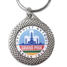 Grand Prix Collectible Key Chain