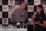 Graham Rahal Interview