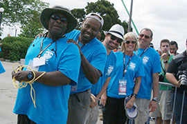 Chrevolet Detroit Belle Isle Grand Prix Volunteers