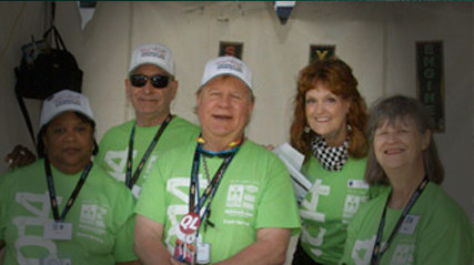 Sign up to be a Detroit Grand Prix Association (DGPA) Volunteer today!