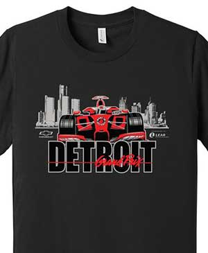 2019 Chevrolet Detroit Grand Prix presented by Lear Merchandise