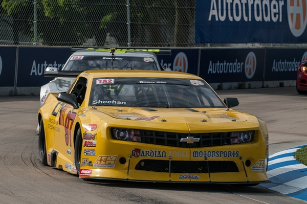 Chevrolet Detroit Grand Prix presented by Lear, May 31