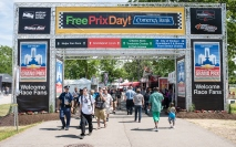 2016 Chevrolet Detroit Belle Isle Grand Prix - Comerica Bank Free Prix Day