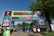 2014 Chevrolet Detroit Belle Isle Grand Prix - Comerica Bank Free Prix Day