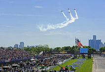 2014 Chevrolet Detroit Belle Isle Grand Prix - Sunday